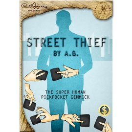Paul Harris Presents Street Thief - U.S. Dollar by A.G.