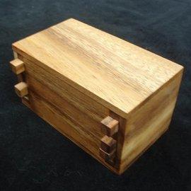 Creative Crafthouse Secret Lock Box - Brain Teaser Puzzle
