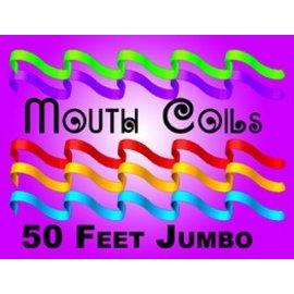 MAK Magic Mouth Coils Multi-Color #10 - 50 Feet (M6/1001)
