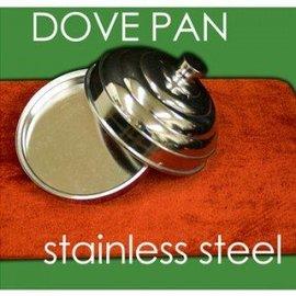 MAK Magic Dove Pan, Single - Stainless Steel (M8/902)