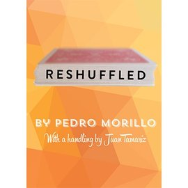 Pedro Morillo Reshuffled by Pedro Morillo (with additional Handlings by Juan Tamariz) - Trick