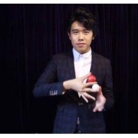 Alan Wong X-Ball, Red by Panky