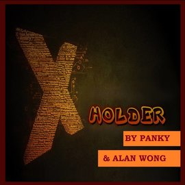 Alan Wong X-Ball Holder by Panky and Alan Wong