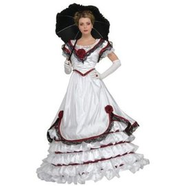 Rubies Costume Company White Southern Belle - Adult Med 10-14