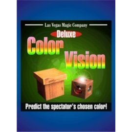 Las Vegas Magic Company Color Vision, Deluxe - Wood