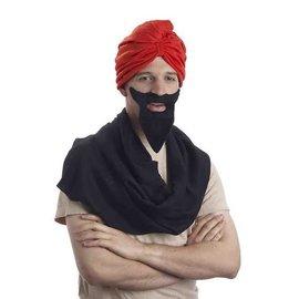 Forum Novelties Hat - Tuban, Red