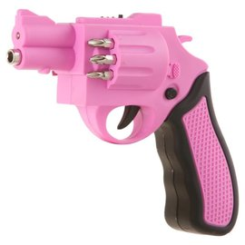 Forum Novelties Gun Power Screwdriver, Pink