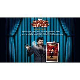 Twister Magic A Trip to The Circus by George Iglesias (M11)