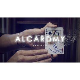 Vortex Magic Card - Alcardmy by Mike Liu (m10)