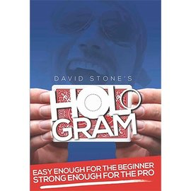 David Stone Hologram Red (DVD and Gimmick) by David Stone