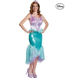 Disguise Ariel Deluxe - Adult 12-14