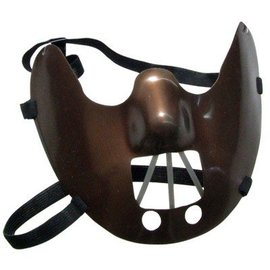 Morris Costumes Restraint Mask