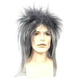 Morris Costumes Beetle Juice III, Black/White - Wig