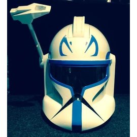 Hasbro USED - Helmet Captain Rex Clone Trooper Voice Changer