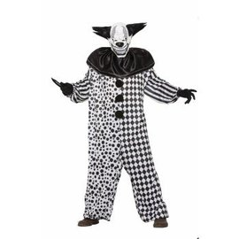 Forum Novelties Evil Al The Clown - Adult 42 (6060)
