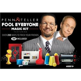 Fun inc. Penn And Teller Fool Everyone Magic Kit (M8)