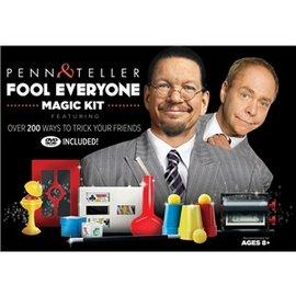 Fun inc. Penn And Teller Fool Everyone Magic Kit (M8)