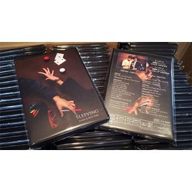 Lukas Crafts DVD - Sleeving, 2 DVD Set Collaboration of Lukas and Seol Park