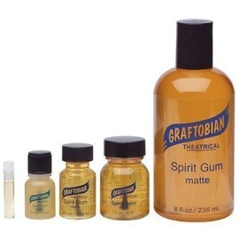 Graftobian Make-Up Company Spirit Gum 8 oz