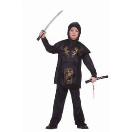 Forum Novelties Ninja Boy - Child Large 12-14