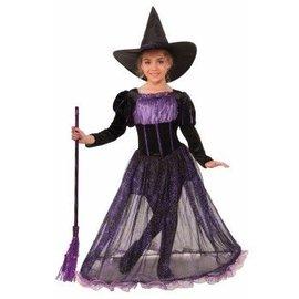 Forum Novelties Purple Potion Witch - Child Med 8-10