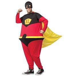 Rasta Imposta Superhero Hoopster - Adult One Size