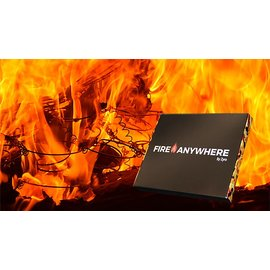 Vernet Fire Anywhere by Zyro and Aprendemagia (Gimmick and Online Instructions)