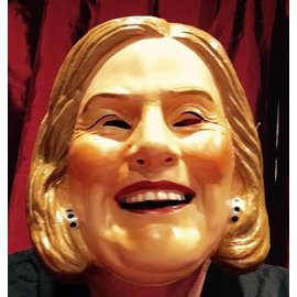 Forum Novelties Politician Mask, Female - Plastic Hillary