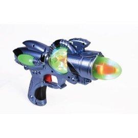 Forum Novelties Space Gun - Light Up w/Sound