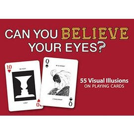 U.S. Games Can You Believe Your Eyes - Card