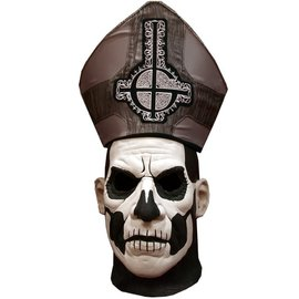 Trick Or Treat Studios Ghost! - Papa II Emeritus Deluxe Edition Mask and Hat