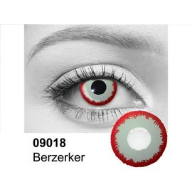 Fine And Clear Berzerker Contact Lenses (C2)