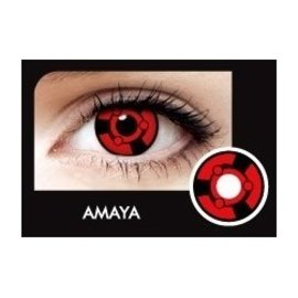 Fine And Clear Amaya Contact Lenses (C2)