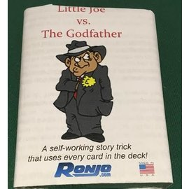 Ronjo Little Joe vs. The Godfather - Card by Ronjo