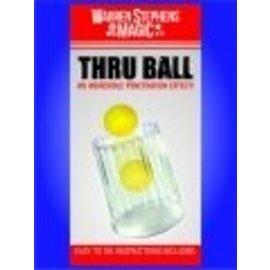 Trickmaster Magic Thru Ball by Warren Stephens