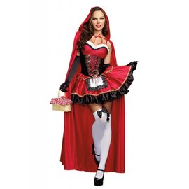 Dreamgirl Little Red - Adult Small by Dreamgirl