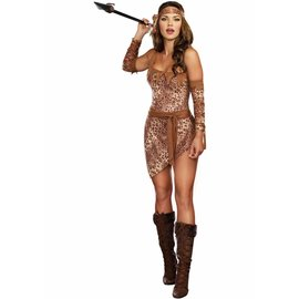 Dreamgirl Jungle Fever - Adult Large by Dreamgirl