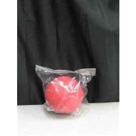 Magic By Gosh 4 inch Sponge Ball, Red by Goshman (M13)