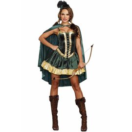 Dreamgirl Robin Hood, Female - Adult Large by Dreamgirl