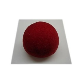 Magic By Gosh 5 inch Super Soft Sponge Ball, Red by Goshman