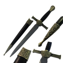 Highlander MacLeod Dagger With Scabbard (M1)