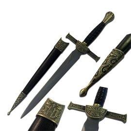 Highlander MacLeod Dagger With Scabbard