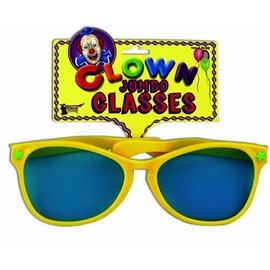 Forum Novelties Jumbo Sunglasses