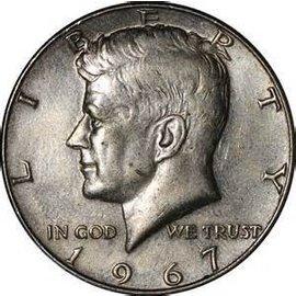 Sasco Magic Quater In Half, Magnetic - Coin (M10)