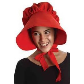 Forum Novelties Red Bonnet