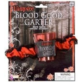 Forum Novelties Vampire Blood Garter (C15)