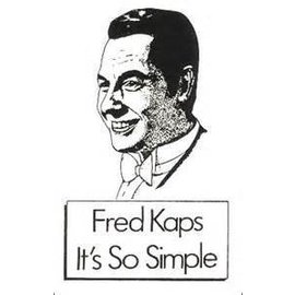 Fred Kaps, Its So Simple - Audio CD