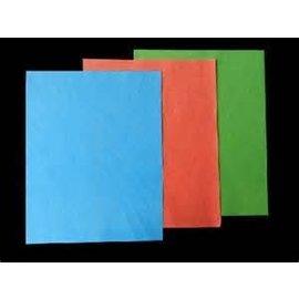 Panda Magic Flash Paper Pads - Blue