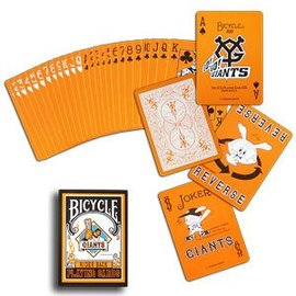 U.S. Playing Card Company Bicycle Yomiuri Giants Deck