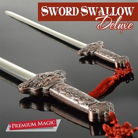 Premium Magic Sword Swallow Deluxe by Premium Magic